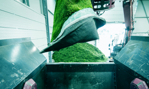 Synthetic turf recycling: explaining GBN AGR